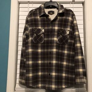 Freedom Foundry Men's Flannel Jacket Sz Large